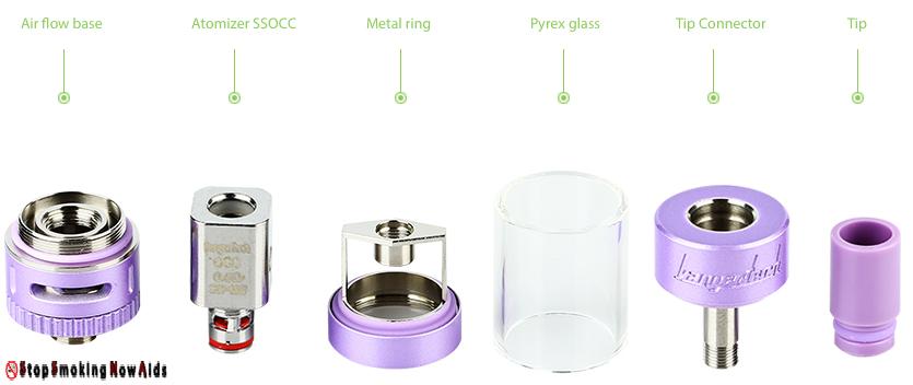 subox starter kit accessories