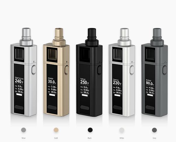 jOYETECH cuboid mini starter kit