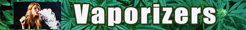 cannabis vaporizers