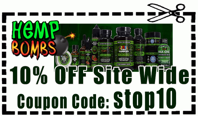 Hemp bombs discount
